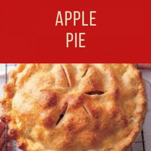 Fatmans- Christmas Catering- Apple Pie