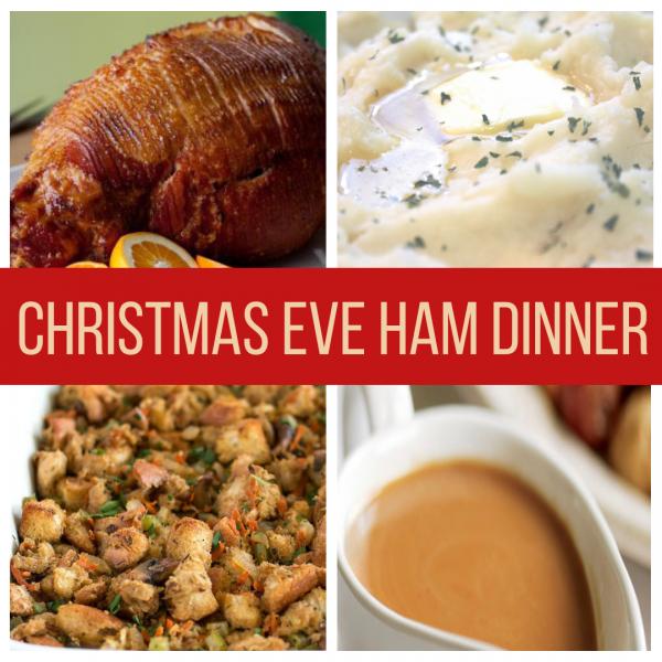 Fatmans Christmas Eve Ham Dinner